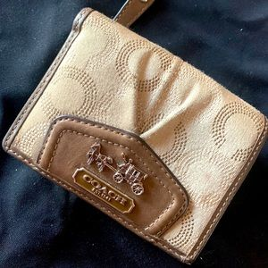 COACH | Wallet and change purse